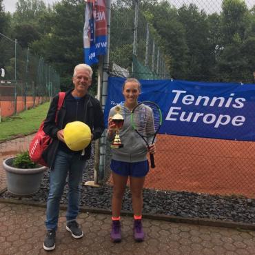 Carolina Kuhl gewinnt TE Turnier Koblenz