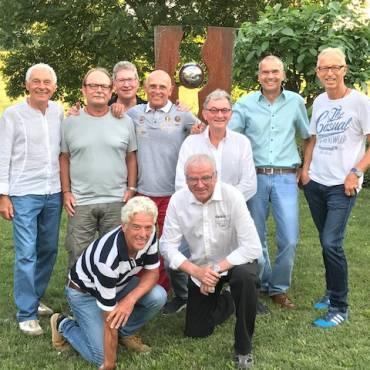 Aufstieg Herren 60 – Bayernliga!