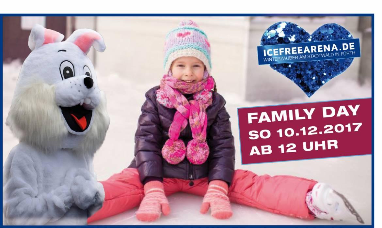 Family Day ICE FREE ARENA