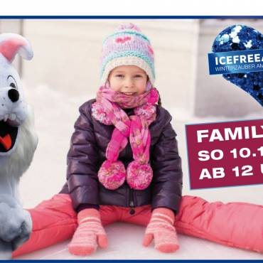 Family Day ICE FREE ARENA