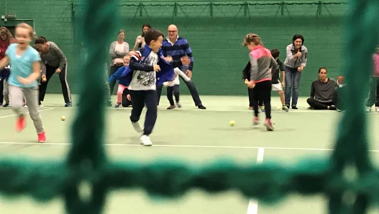 Kinderweihnacht der Tennisabteilung