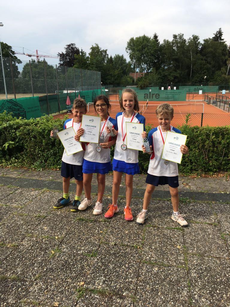 Midcourt Bezirksfinale