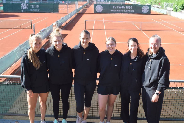 Gelungener Auftakt der Bayernliga-Saison 60er Tennis-Damen gewinnen 5:4 gegen starke Ingolstädter